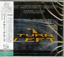 PAT METHENY GROUP-OFFRAMP-JAPAN SHM-CD C94