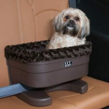Dog Car Seat Travel Carrier Pet Safety Booster Seats Dog Bed w/ Waterproof Cover
