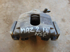 Mazda 2 Capella 02-07 1.25 / 1.4 passengers left front Brake caliper + Carrier