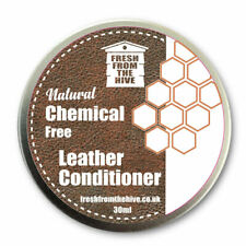 Beeswax Leather Conditioner - Natural, Organic and Chemical Free