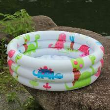 Indoor Outdoor Baby Swimming Pool Animal Printed Thickened Portable Inflatable