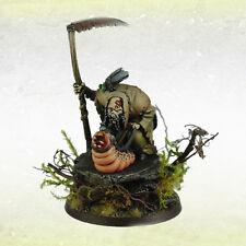 Zg'orzel The Morbid Herald Kromlech Resin KRM084
