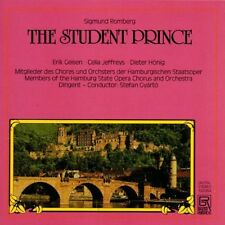Student Prince Sung In German - Romberg / Geisen / Jeffreys / G (1993, CD NIEUW)