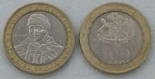 Chile 100 Pesos 2006-2010 p236 vz
