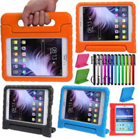 """7"""" 8"""" 10.5"""" Kids Shockproof EVA Handle Case Cover For Samsung Galaxy Tab Tablet"""