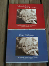 Lot of 4 Audio CDs ~ The Work with Byron Katie  NEW & SEALED ~ SHIPS FREE #5