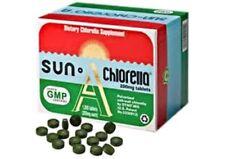 Sun Chlorella A 1500 tablets