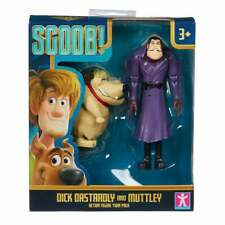 Scooby-Doo - SCOOB! 5in Action 2 Figure Twin Pack - Dick Dastardly & Muttley