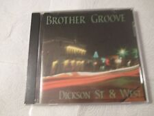 BROTHER GROOVE: DICKSON ST & WEST CD-Christian CD/1998/NEW