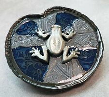 2020 Leap Day Caching Geocoin &  Frog Pin Trackable - Northern Colorado Version