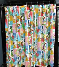 Vintage curtains for girls room....very nice condition