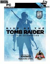 Rise of the Tomb Raider 20 Year Celebration Addon Steam Download Key [DE] EU PC