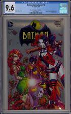 BATMAN ADVENTURES #12 - JONBOY MEYERS FOIL VARIANT - CGC 9.6 - 0297738017