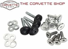 C3 Corvette Seat Hardware Repair Kit Install w/o button 1974-1978 20 pcs 43223