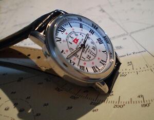 White Star Line,RMS Titanic,New York to Southampton GMT Centenary Wrist Watch
