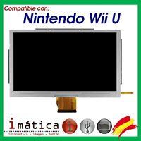 PANTALLA LCD PARA MANDO NINTENDO WII U GAME PAD DISPLAY TFT DE REPUESTO IMAGEN