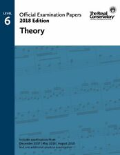 2018 OFFICIAL EXAM PAPERS: LEVEL 6THEORY