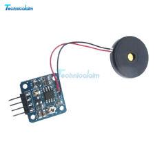 Film Piezoelectric Vibration Sensor Switch Module TTL Level Output For Arduino