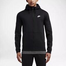 804389-010 Nike M NSW hoodie FZ FLC Club Felpa con cappuccio Uomo