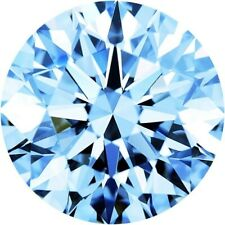 Parcel Natural Super Fine Baby Blue Sapphire Melee - Round - AAAA Grade