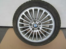 BMW E46 330D Alufelge Felge 205/50 R17 M+S Winterreifen 7Jx17H2 6753815
