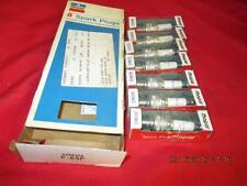 Lot Of 8 Mopar Spark Plug Vintage NORS 3438413 Or P-65P