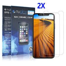 2 Pack iPhone 7/8 Nuglas TempereGlass Screen Protector