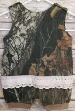 Mossy Oak baby girl 12 mo camo one-piece summer, NWT