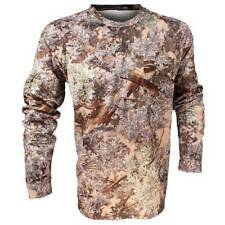 King's Camo Men's Hunter Series Long Sleeve Shirt Desert Shadow