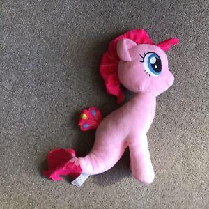 My Little Pony Sea Pony 'Pinkie Pie' Plush Toy #323