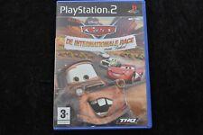 Disney Pixar Cars De internationale Race Van Takel Playstation 2 PS2