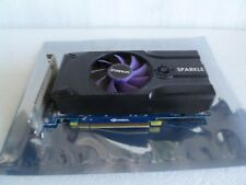 SPARKLE GTX560 1024 PCI-E D5+DUAL DVI-I+MINI HDMI  GRAPHIC CARD