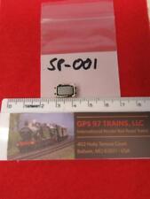 """All Scales - CTelektronik SP-001  Sugar Cube Speaker 12 x 8 x 6 mm """"8 Ohm"""" - New"""