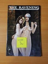 The Ravening #1 Regular Nude Variant ~ NEAR MINT NM ~ 2016 Boundless Comics