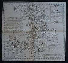 TOMAS LOPEZ  -  1785   - Provincia de CARRION -  ESPANA
