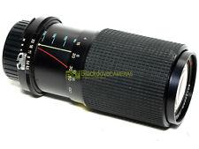 Nikon AI zoom Tokina RMC 80/200mm. f4 Compatibile con digitali. 80-200 mm.