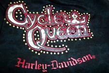 New Sexy HARLEY DAVIDSON 2 Piece Pajamas CYCLE QUEEN Panties XS