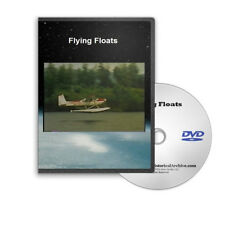 Flying Floats FAA Small Aircraft Airplane Plane Takeoff Landing Training DVD C31