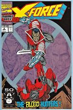X-Force # 2.  2nd App. of Deadpool.  High Grade