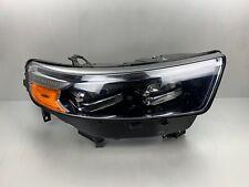 2020 Ford Explorer Base Right Passenger RH LED Black Headlight OEM