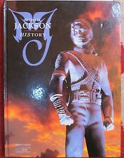 MICHAEL JACKSON: HISTORY (FRENCH BOOK) VERY RARE !!!!!