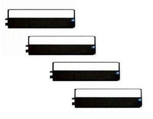 4x Ink Ribbon For IBM Lexmark 4201 4721 4722 4732 Proprinter X24 I II Nylon