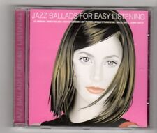 (IN885) Jazz Ballads For Easy Listening, 11 tracks various artists - 1999 CD