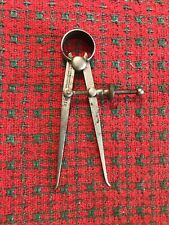 Vintage Brown Amp Sharpe Caliper Usa