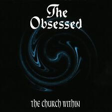 OBSESSED - THE CHURCH WITHIN 2 VINYL LP NEU