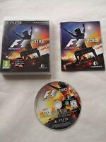 F1 2010 (Sony PlayStation 3, 2010) PS3 Free shipping UK