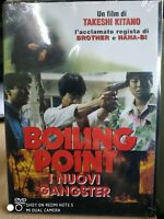 Boiling Point DVD NUOVO SIGILLATO RARO