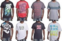 DC Shoes Men's Mix Various Classic Tee Shirt Choose Color & Size