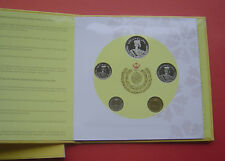 Brunei 2017 Golden Jubilee-50th Annv. of Accession to the Throne Mint Set