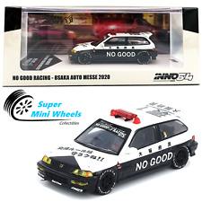 INNO64 HONDA CIVIC EF9 - NO GOOD RACING - JAPAN POLICE - OSAKA AUTO MESSE 2020